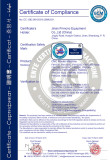 CE certificate of CNC router