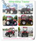 50hp to 65hp Farm Tractor