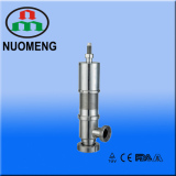 Sanitary Stainless Steel Intelligent Safety Valve