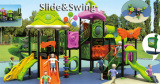 Superboy Playground Equipment Slide and Swing