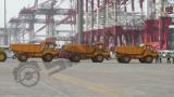 Four Rigid Dump Truck SWORT200R to Africa