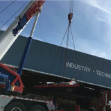 Loading on Truck