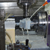 CNC in processing
