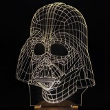 3D Visual Optical Illusion Table Light