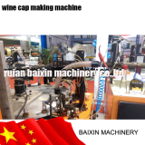 Find The Wine Cap Machine Supplier for My Client