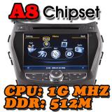 WITSON A8 Chipset S100 platform car audio system HYUNDAI Santa Fe / ix45 2013
