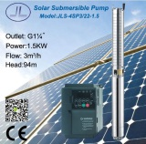 4SP Series Centrifugal Submersible Solar Pump