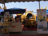 Topall Machinery Visiting 117th Canton Fair