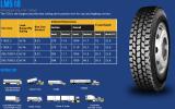LM518 Drive Position TBR Tire
