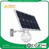solar apple light for yard, garden, road, street, parking lot