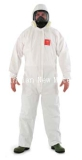 Type5&6 Breathable Microporous Protective Coverall