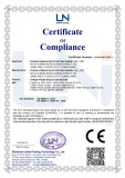 LVD Directive with CE Certificate 01