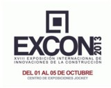 Attend Excon 2013 in Peru