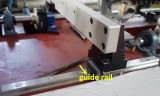 Guide rail- Lock stitch quilting machine parts