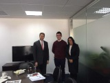 argentina secretary of state visit our company