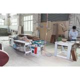 door panel production area