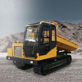 Chinese High-Tech Rubber Track Dumper crawler loader