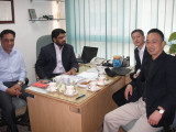 We were in Pakistan