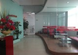 Our reception room
