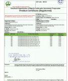 Nigeria SONCAP - Product Certificate