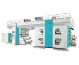 High Speed CI Type Paper Cup Flexo Printing Machine