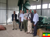 First seed cleaning plant built in Ethiopia