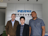Two clients are from South Africa uv printer