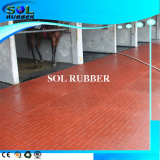 Bright color Horse Floor Rubber tile