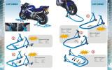 New Style Motorbike Stand