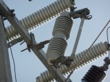 High-voltage distribution fuse cutouts
