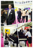 2015 Carod piano Shanghai Musicial Expo