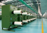 PAN fiber production line