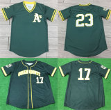 Feedback for baseball jersey -Mike