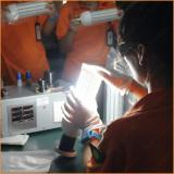 LED light online testing