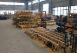 concrete screed machine production