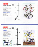 BIKE RACK , MOTORCYCLE RACK AL-0005
