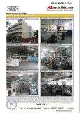 Factory audit report by SGS. page 12.