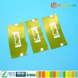 Heat resistant RFID label