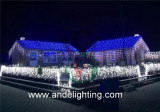 LED Christmas decoration lights projects in New Zealand