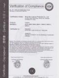 carport certificates