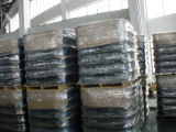 winter steel wheel pallet package