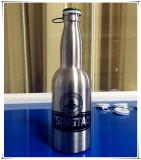 Portable stainless steel beer kegs