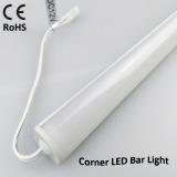 Corner Semicircular Aluminum LED Rigid Strip Light for Shoe Cabinet
