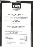 BEREAU VERITAS OHSAS18001:2007