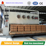 Brick Tunnel Kiln for Modern Red Clay Brick
