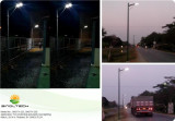 Integrated Solar Street Light in South Africa