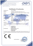 LED Tube Certification