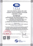 Occupation Healthy Safety Management System