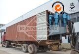 Hydrocyclone shipped to Brazil