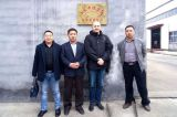 Lithuanian Merchants Visited Shandong China Coal Group Joint Manufacturing Company for Procurement